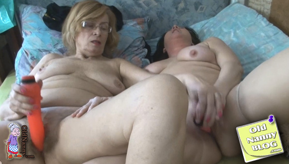 Old Pussy Lesbian 115